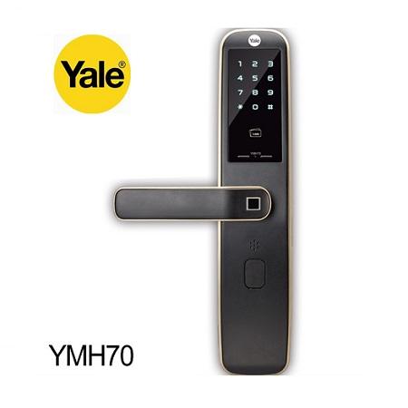 Khoá cửa vân tay Yale YMH-70