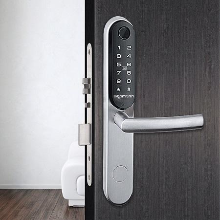 Khóa cửa vân tay Komann K900