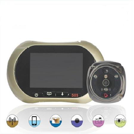 Chuông hình kết nối smartphone ihome3