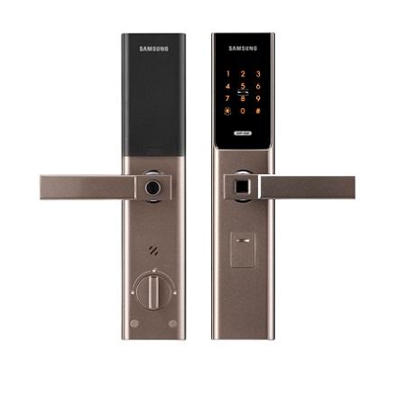Khoá cửa vân tay Samsung SHP-H30 ( 4 tính năng)