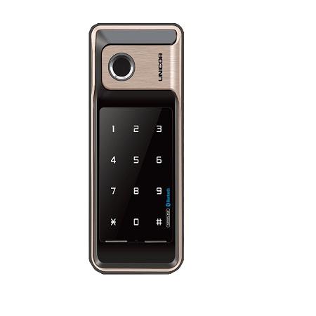 Khoá cửa vân tay Unicor VR-500BW-GLC