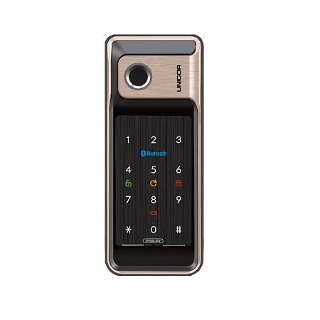 Khoá cửa vân tay Unicor VR-500BW ( cửa nhôm)