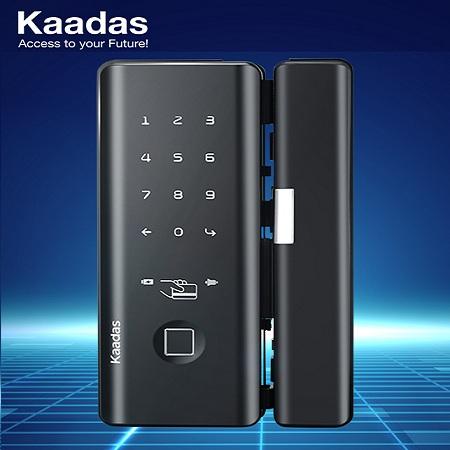 Khoá cửa kính vân tay Kaadas M500